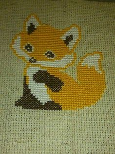 Who's a cunning little fox then?