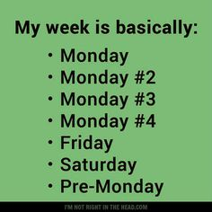 Soon... once school starts this will be soo true