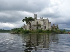 Castle Island contains a castle known as Macdermotts Castle (formerly McGreevys Castle) for one of the most important traditional families in the district.