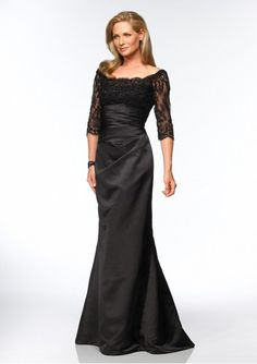 Image detail for -... Mother of the Bride Dresses > taffeta mermaid style mother of bride