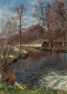 Peder Mork Mönsted, Landscape