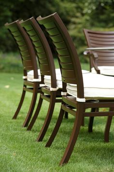 Luxury outdoor furniture from the Palm Collection