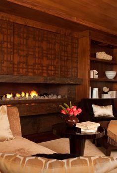 fireplace fall maintenance