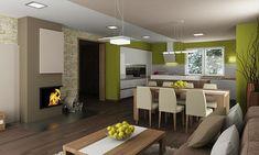Oblíbené fotky   Modrastrecha.cz Living Room Modern, Living Room Designs, Indian Home Interior, Decoration, New Homes, Dining, Table, Furniture, Home Decor