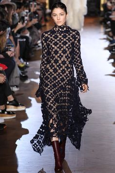 Stella McCartney Fall 2015 Ready-to-Wear Fashion Show - Julia van Os (Women)