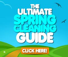 Weather is finally warming up, time for Spring Cleaning !- The Ultimate Spring Cleaning Guide from Clean My Space. Diy Cleaning Products, Cleaning Solutions, Cleaning Hacks, Clean My Space, Spring Cleaning Checklist, Chore List, Routine, Homekeeping, Diy Cleaners