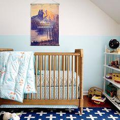 Jenny Lind Crib (Antique)