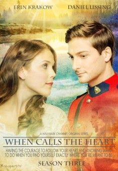 When Calls the Heart: Canadian West: Season 3 - Christian Film Series - For More Info Check Out Christian Film Database: CFDb - http://www.christianfilmdatabase.com/review/when-calls-the-heart-canadian-west-season-3/