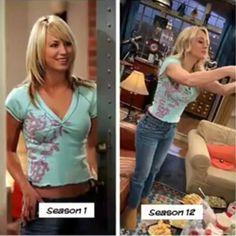Penny. Tbbt, Big Bang Theory Actress, Kaley Cuoco Body, Kaley Cucco, Melissa Rauch, Great Comedies, Amanda Bynes, Season 12, Hollywood Walk Of Fame
