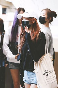 Mask Girl, Japanese Girl Group, Kim Min, Female Singers, Kpop Girls, Yuri, Korean, Hairstyle, Actors