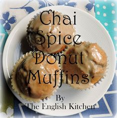 I love muffins. They are like portable breakfast foods and so delicious enjoyed for breaktimes. I Love Chai Spice as well and so ...