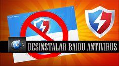 Desinstalar Baidu Antivirus ~ canalforadoaroficial