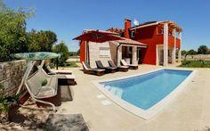 Pula Villa Rental: Luxury Modern Country Villa With Pool, Sauna, Jacuzzi & Gym. Charming Village. | HomeAway