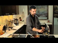 Aprenda a Fazer uma Maravilhosa Lasanha com o Chef. Henrique Sá Pessoa