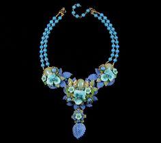 http://www.glitzuk.co.uk/Breathtaking-Shades-of-Turquoise-Ian-St-Gielar-for-Stanley-Hagler-Nec