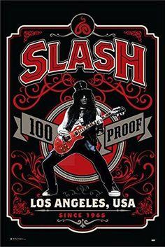 Guns N Roses, Whiskey Label, Rock Band Posters, Vintage Music Posters, Black Light Posters, Slash, Concert Posters, Rock Music, Rock N Roll