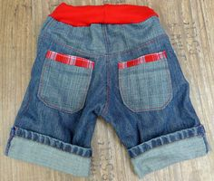 Rock wird Hose / Skirt becomes trousers / Upcycling