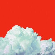 Red sky Art Print by STUDIO MEDIUM
