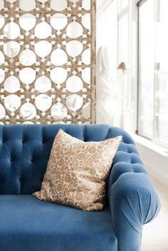 West End Penthouse West End, Interior Design Services, Service Design, Throw Pillows, Colour, Stylish, Bed, Home, Color