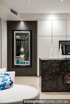 Enigma Interiors home project - interior kitchen decor