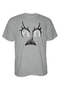 Yeti Whitetail Redfish Combo Tee