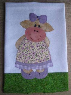Trabalho em patchwork com tecidos 100% algodão                                                                                                                                                                                 Mais