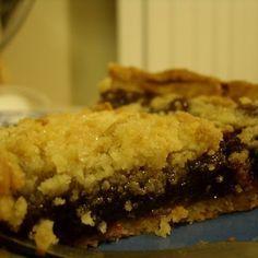 Concord Grape Pie recipe on Food52