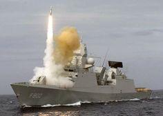 Begin 2005 heeft Hr.Ms. De Zeven Provinciën opnieuw gelanceerd. Dit keer 4 raketten (2x SM, 2x ESSM) achter elkaar in één minuut.