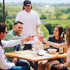 It's going to be a perfect day to explore wine country. Gather your friends plan a route and find something new with #wineroutes  National Winery Trip Planner. #wineapp #winetasting #wineryfun #tastessogood #fogcrestvineyard