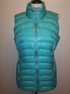 * * * CECIL Daunen-Gilet türkis, Gr.XL * * * Winter Jackets, Ebay, Fashion, Clothing Accessories, Jackets, Fashion Women, Winter Coats, Moda, Fashion Styles