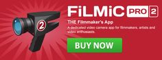 Filmic Pro: iPhone & iPad Video Camera app for filmmakers, artists and video enthusiasts. Video Camera App, Ipad, Mobile Video, Iphone, Filmmaking, How To Look Better, Artists, Videos, Cinema