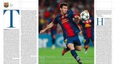 Sports Illustrated takes a look at FC Barcelona