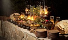 Dining at Embers offers a traditional South African 'braai' experience with a choice of grills which includes Karoo lamb. Outdoor Buffet, Outdoor Dining, South African Braai, Game Lodge, Catering Display, Outdoor Venues, Fine Dining, Party Planning, Bbq