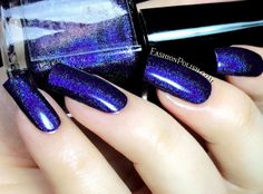 FUN Lacquer Summer 2014 Holo collection Starry Night of the Summer