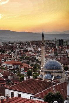 Prizren, Kosovo - If you are planning a road trip in the Balkans, don't skip this post! Going through Macedonia, Serbia, Kosovo, Bosnia-Herzegovina, Bulgaria and Turkey, this is the ultimate Balkans road trip itinerary; it that will bring you through cities, mountains, bunkers, waterfalls, and beaches for the adventure of a lifetime.