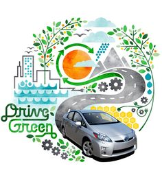 Drive Green.