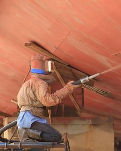 Keeping your Working Environment Clean Industrial Paintings, Oil And Gas, Spray Painting, Outdoor Power Equipment, Cleaning, Environment, Ships, Google Search, Image