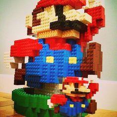 Thanks for the mega mario @ringtoss.amiibo !!  --------------------- #amiibo #nintendo #pokemon #gameboy #gamecube #n64 #ninstagram #animalcrossing #videogames #collector #collection #retrogaming #retro #amiibos #gamer #pikachu #pokemongo #gamestagram #toycollector #nes #nerd #supersmashbros #zelda #mario #retrocollective #3ds ---------------------