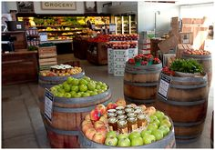 Country Markets | Downtown Napa,