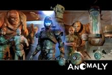 """ICv2 - 'Anomaly' Feature This may not be coming """"soon"""" but when it does finally arrive in theatres, I predict it's gonna be mind blowing.  Watch for it! (and yes, the library does own the graphic novel so check it out in the meantime)."""