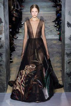 Valentino, París Alta Costura Primavera Verano 2014 #fashion #lujo