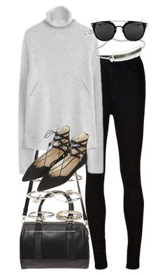 """Untitled #1749"" by sophiasstyle ❤ liked on Polyvore featuring Forever 21, Boohoo, AG Adriano Goldschmied, Zadig & Voltaire, Topshop and Monica Vinader"