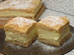 Fantastická vanilková chuťovka, která se Vám rozplyne na jazyku: Recept Zde   Prima
