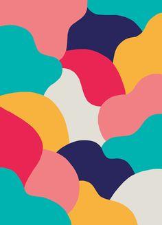 Patterns . Palette . Colors . Inspiration .