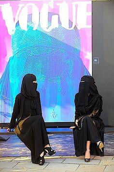 Ladies in Burqa - Art Photography - ♥ Rhea Khan