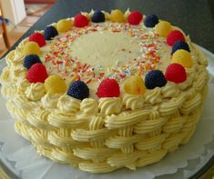 Birthday Cake, Pie, Desserts, Food, Savory Snacks, Torte, Tailgate Desserts, Cake, Deserts