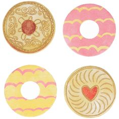 Sass & Belle Biscuit Nail File Assorted