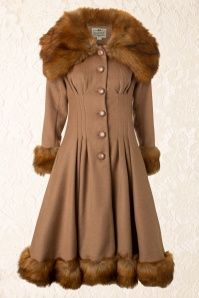 Collectif Clothing  Pearl Coat  152 52 11955 20131120 0008v