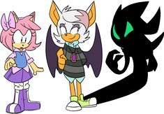 Sonic Fan Characters, Disney Characters, Fictional Characters, Sonic The Hedgehog, Care Bear Party, Rouge The Bat, Disney Ducktales, Duck Tales, Sonic Fan Art