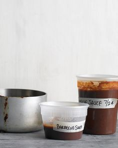 Ditch sugar- and additive-laden store-bought BBQ sauce in favor of our classic recipe. The tomato base, vinegar tang, and sweet molasses strike the perfect balance of flavors. Trust us, it's the only barbecue sauce you need this summer.